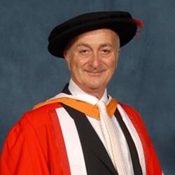 alumni Sir Tony Robinson OBE